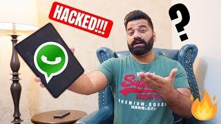 Whatsapp Hacked🔥🔥🔥