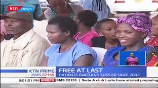 Kenyatta National Hospital releases patients after agreement with families