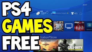 *NEW WORKING* FREE PS4 GAMES GLITCH (ANY GAME) PS STORE GLITCH 2019