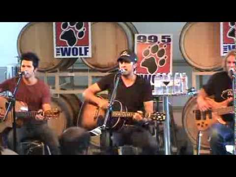 Luke Bryan - Drunk On You (live)