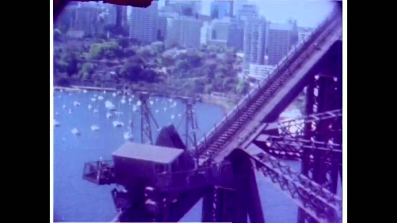 sydney harbour filmed on kodak vision3 50d super 8 film. Black Bedroom Furniture Sets. Home Design Ideas