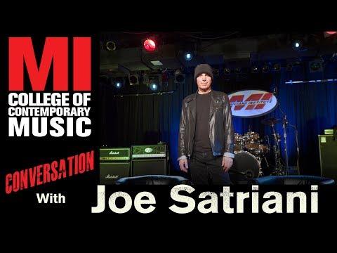 Joe Satriani Conversation Series Mp3