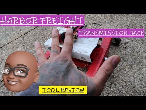 Harbor Freight Transmission Jack