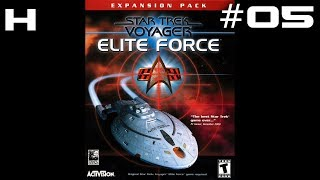 Star Trek Voyager Elite Force Expansion Pack Walkthrough Part 05