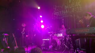 Cold Specks - Bodies At Bay @ Presentación Black Music Festival 2015 (Barcelona, 10-02-15)