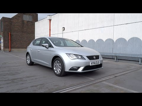 2014 SEAT Leon 1.2 TSI 110 SE Start-Up and Full Vehicle Tour