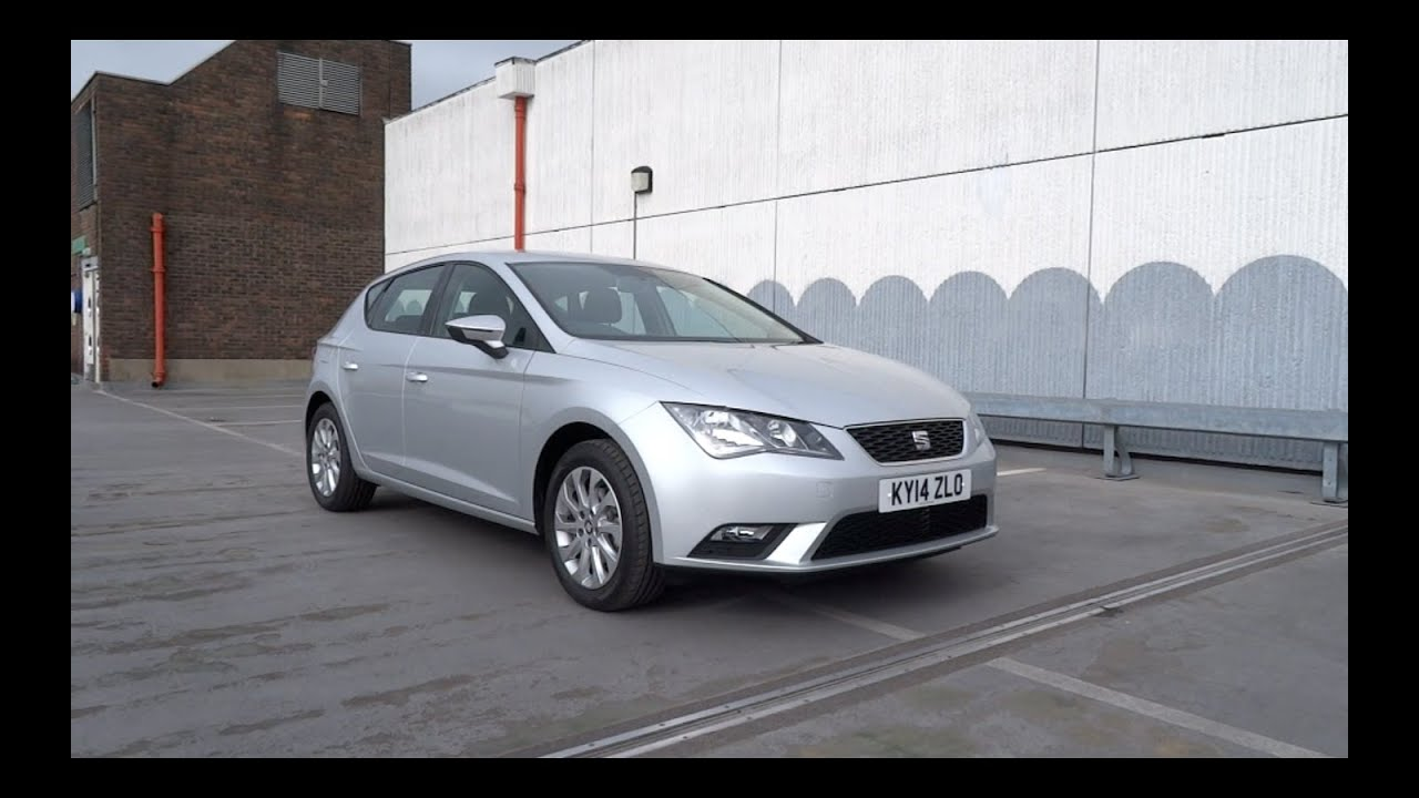 2014 seat leon 1 2 tsi 110 se start up and full vehicle tour youtube. Black Bedroom Furniture Sets. Home Design Ideas