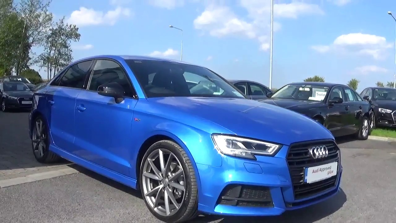 Cmg Audi Galway 171g2659 Audi A3 Saloon 2 0tdi 150hp S
