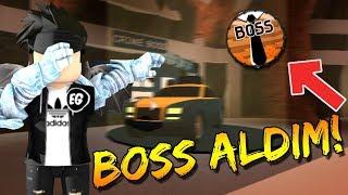BOSS GAMEPASS ALDIM! / Roblox Jailbreak