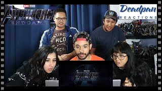 Marvel Studios' Avengers: Endgame - Official Trailer | Reaction + Discussion