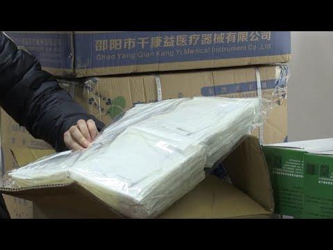 Житомир.info | Новости Житомира: Житомирщина отримала другу гуманітарного партію вантажу з Китаю - Житомир.info