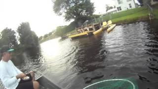 Jon Boat Bass Rippn LIps 1 21 13