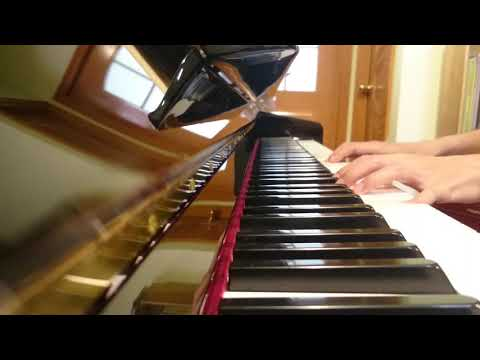 Johannes Brahms - Hungarian Dance No. 5 (Piano Pieces for Children p. 108)