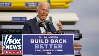 Biden holds voter mobilization event in Detroit