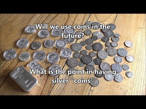 Are coins are going extinct!?