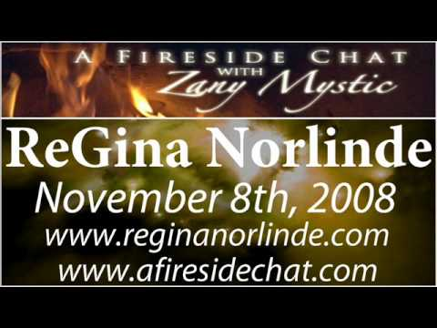 ReGina Norlinde on A Fireside Chat - Embrace Your Uniqueness - November 8th, 2008