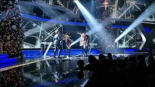 Beyoncé - If I Were A Boy (Live at X Factor Final)