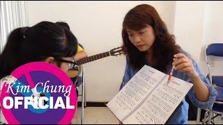 Giờ học Guitar - Lớp học Cô Kim Chung phần 1