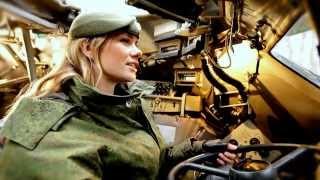 Бронетранспортер БТР-82А: Тест-драйв в программе