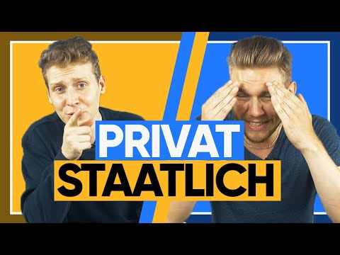 Privatisierung Vs. Verstaatlichung | Was Ist Besser Für Wirtschaft Und Gesellschaft?