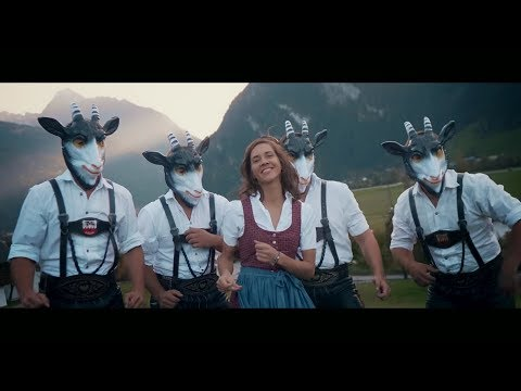 The Lonely Goatherd (From The Sound Of Music)  DJ Ostkurve Feat. Daisy Raise - 4K Video