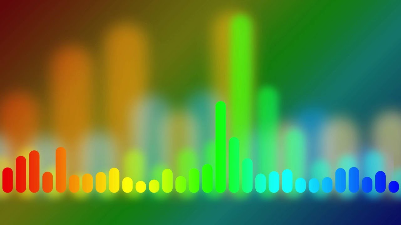 Music Equalizer Wallpaper: HD Animated Background #106