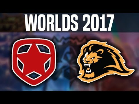 GMB vs LYN - Worlds 2017 Play In Day 1 - Gambit vs Lyon Gaming | Worlds Championship 2017