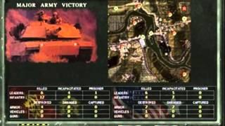 Кадры с игры Close Combat Modern Tactics (2007)