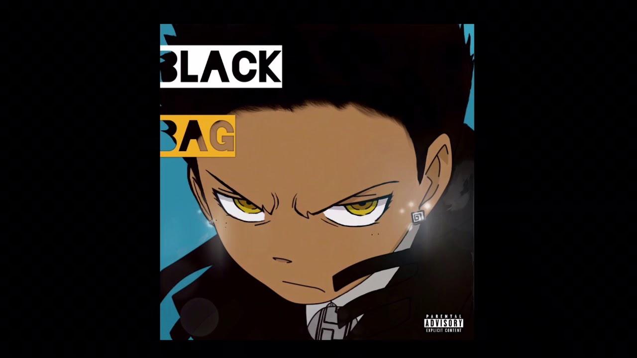 simeon-black-bag-official-audio