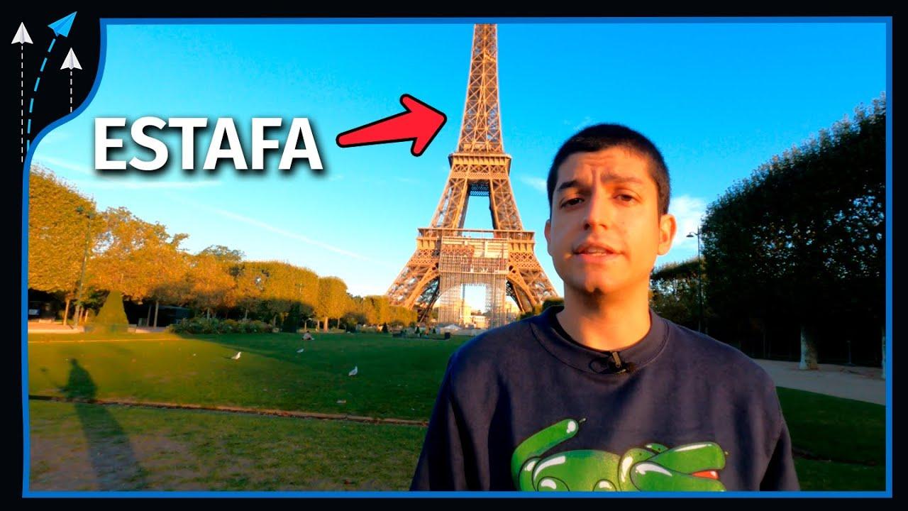 El hombre que vendió la Torre Eiffel... dos veces (y estafó a Al Capone)