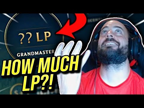 WTF HOW AM I GETTING SO MUCH LP? GRANDMASTER RENEKTON TOP - Road To Challenger  League of Legends