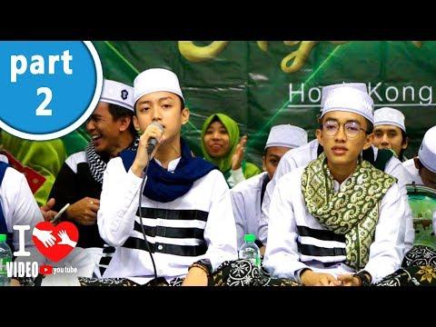 HONGKONG Live Full - Part 2 - Yahanana & Cinta Dalam istigharoh - Syubbanul Muslimin