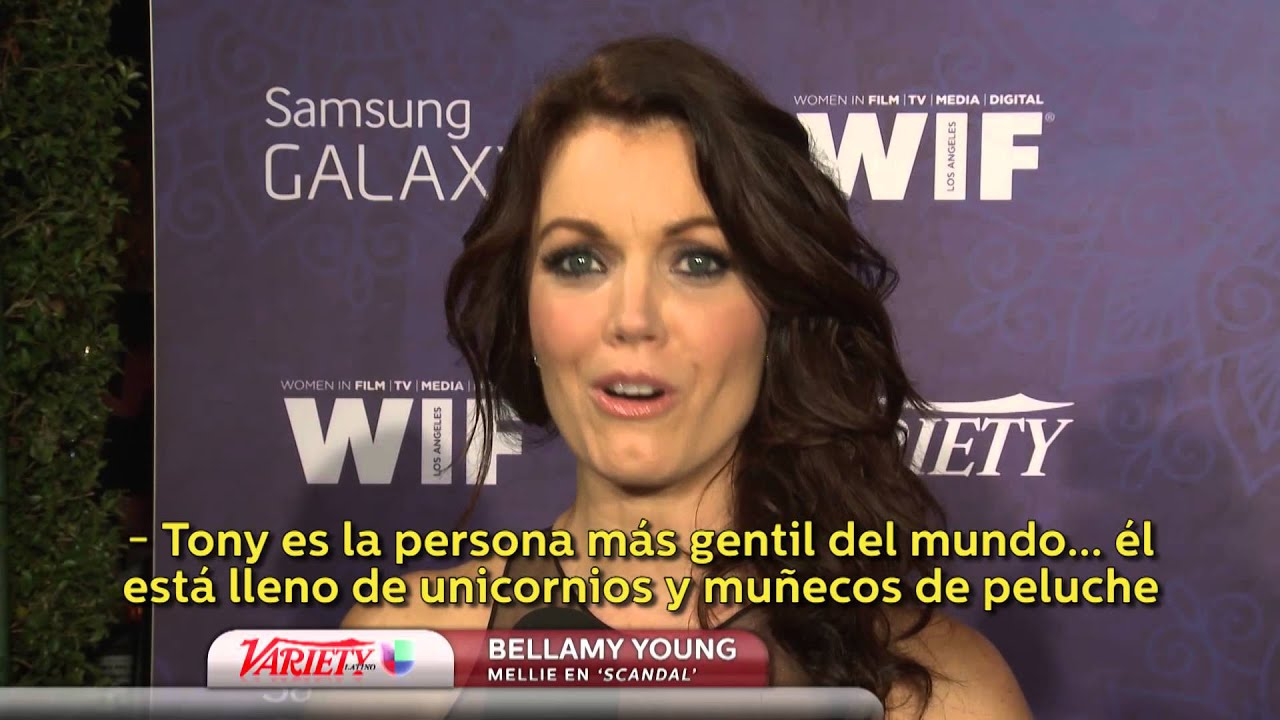 Selfie Youtube Bellamy Young naked photo 2017