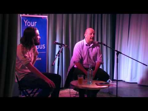 Q and A with Richard Denniss (The Australia Institute ) - May 2016