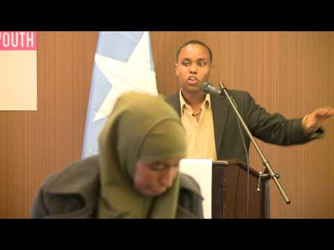 The 4th Annual SDY Conference - Mobilizing Diaspora Youth to Help Rebuild Somalia