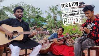 For a Few Dollars More Instrumental Cover   Latha Anand Vishnu Varma & Nevin