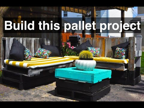 How-To Build With Pallets: An honest look at working DIY pallet projects