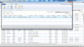 How to use Dynamics NAV Apply Unapply Vendor and Customer Ledger entries