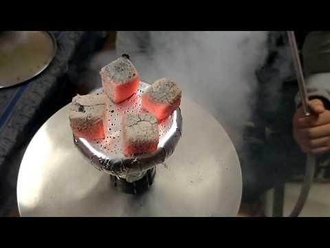 How to make a perfect smoking hookah(Dense Smoke)