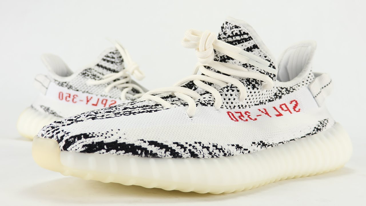 c5fc8fd829644c adidas YEEZY Boost 350 V2 Zebra Review + On Feet Restock - YouTube
