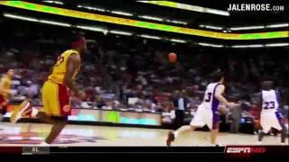 LeBron James Chasedown Blocks Highlight Reel
