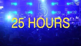 25 HOURS @ CAT T SHIRT 5