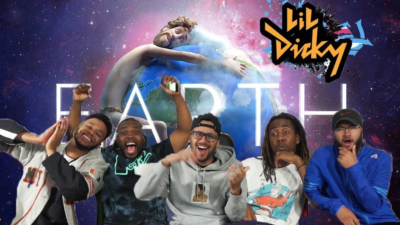 Lil Dicky Earth Official Music Video Reaction Review