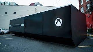 Xbox One - Полный разбор