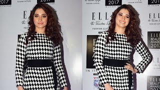 Tamannaah Bhatia At 'Elle India Beauty Awards 2017'