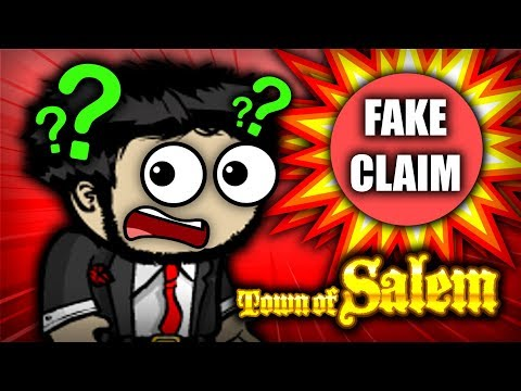 How To Fake Claim | Master Elo - Town of Salem (Ranked)