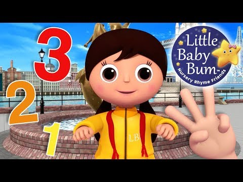 Copy Me Song | Nursery Rhymes | Original Song By LittleBabyBum!