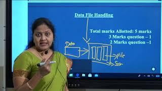 II PUC   Computer Science   Data File Handling -01
