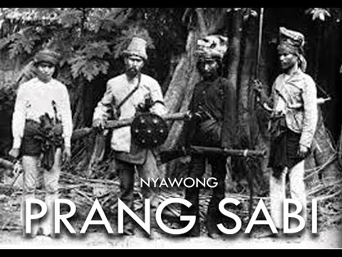 Nyawong  - Prank Sabi ( HQ - Lirik )