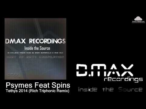 Psymes Feat Spins - Tethys 2014 (Rich Triphonic Remix)